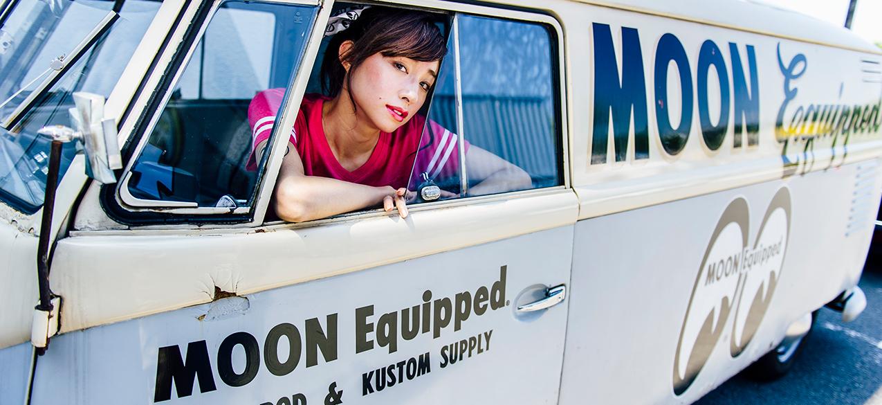 長野市にある美容室「MOON」ハイクオリティーなデザインを追求するヘアーサロン